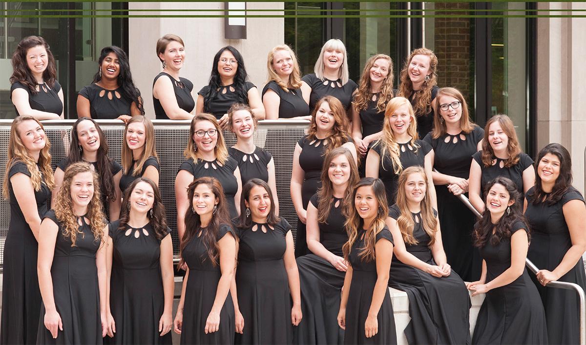 Moody Women's Chamber Choir: 15 – 28 Μαΐου, για πρώτη φορά στην Ελλάδα!