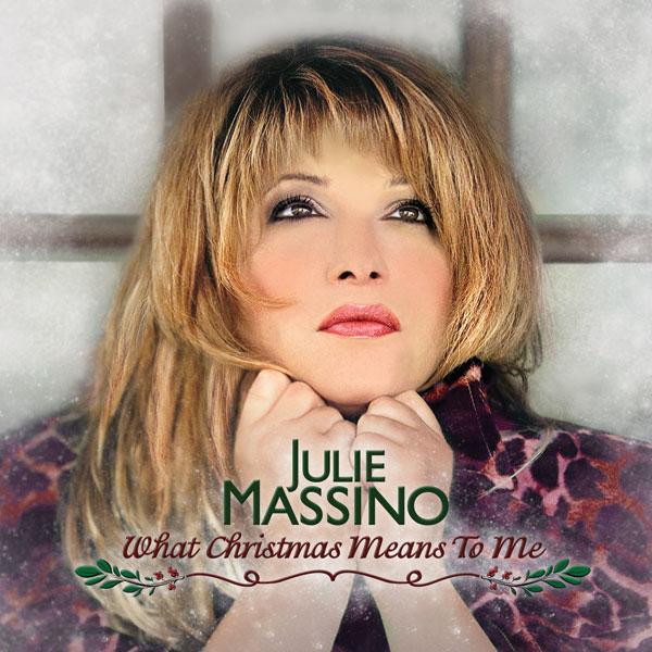ΔΕΛΤΙΟ ΤΥΠΟΥ - JULIE MASSINO, What Christmas Means To Me